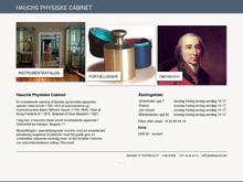Hauch Physiske Cabinet